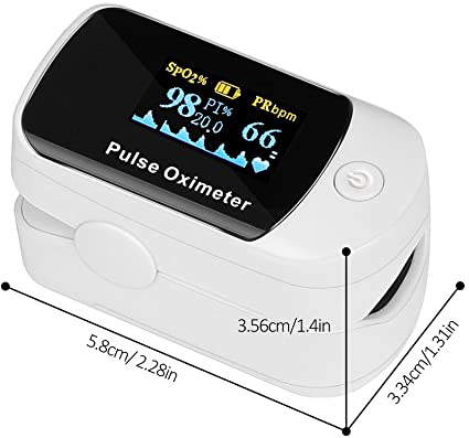 Pulsoximetru BiPPEX, display OLED [3]