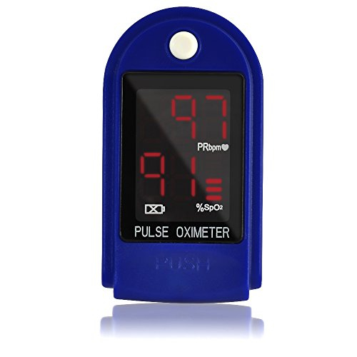 Pulsoximetru Contec CMS50DL, display LED [4]