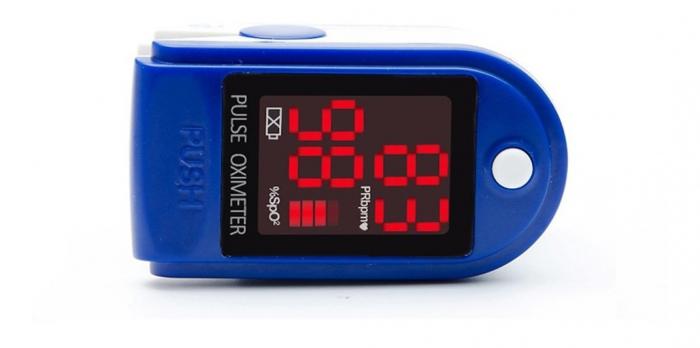 Pulsoximetru Contec CMS50DL, display LED [6]