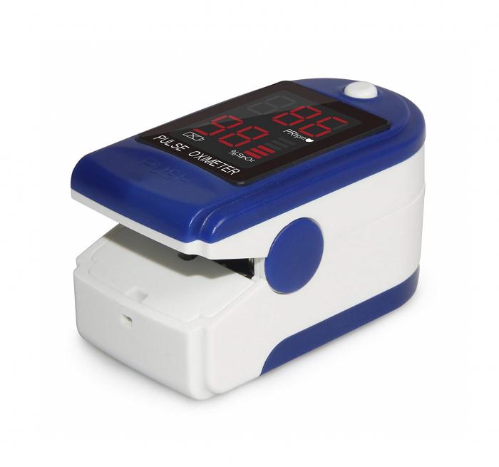 Pulsoximetru Contec CMS50DL, display LED [5]