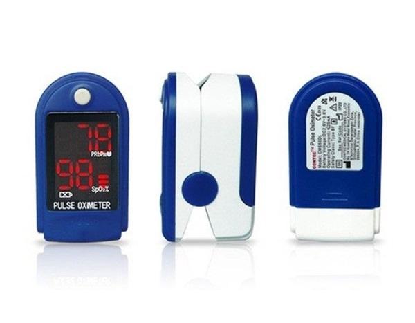 Pulsoximetru Contec CMS50DL, display LED [3]