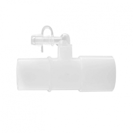 Adaptor furtun CPAP pt. aport de oxigen suplimentar - HUM for Life [0]