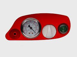 Aspirator Secretii VAC Maxi, 800 ml, 600 mmHg, 46 LPM, fara baterie [3]