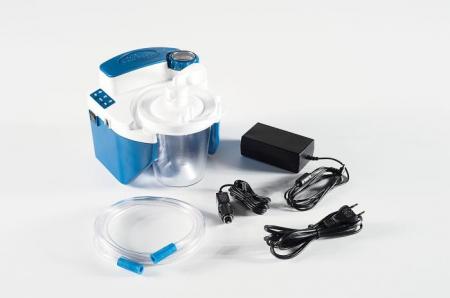 Aspirator Secretii VacuAide QSU, 50-550 mmHg, 27 LPM, fara baterie [3]