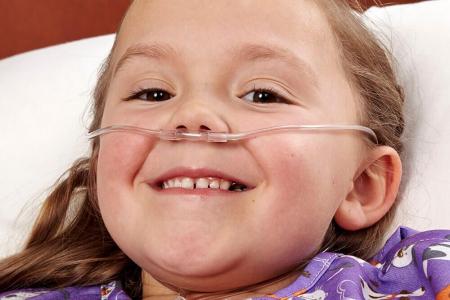 Canula nazala SOFT, Pediatrica (2 - 11 ani), 2m, 3 LPM, narine silicon, drepte si cilindrice1