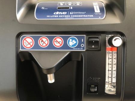 Concentrator de Oxigen Compact 1025KS2