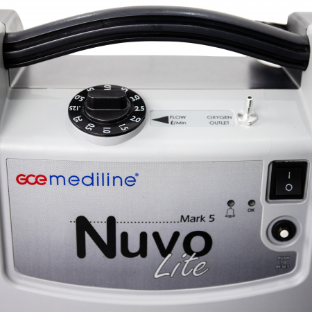 Concentrator de Oxigen Nuvo Lite Mark 5 [2]