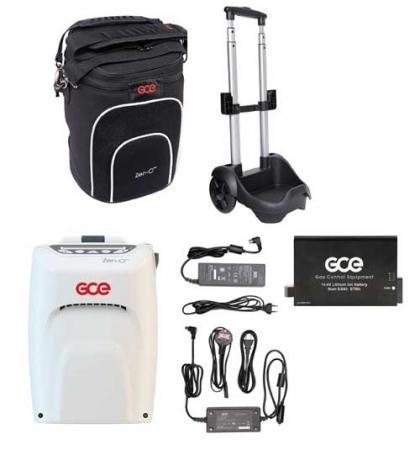 Concentrator de Oxigen portabil ZEN-O (1 baterie)4