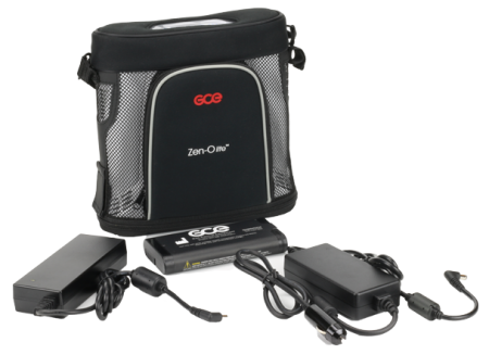 Concentrator de Oxigen portabil ZEN-O Lite (1 baterie)2