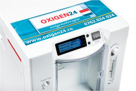 Concentrator Oxigen cu nebulizator RespiroX 10 LPM [3]