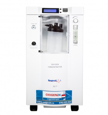 Concentrator Oxigen cu nebulizator RespiroX 10 LPM [0]