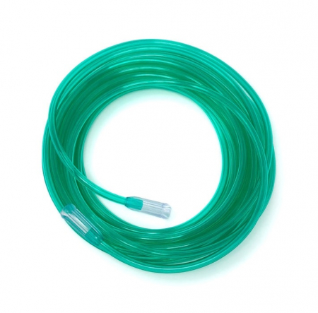 Furtun perimetru, verde, 7.6 m, nervuri antistrangulare0