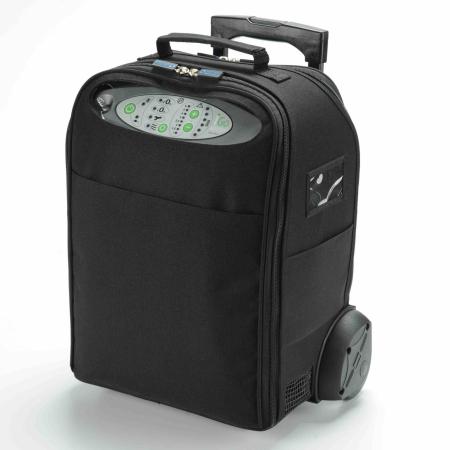 Inchiriere Concentrator Oxigen portabil cu troler iGo4