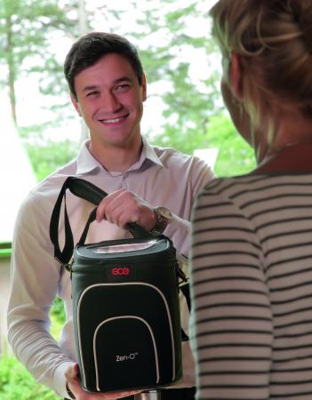 Inchiriere Concentrator Oxigen portabil cu troler Zen-O3