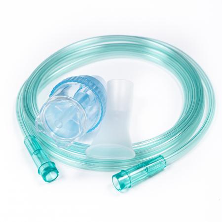 Kit accesorii nebulizator: pahar nebulizare, piesa bucala si futun perimetru [1]