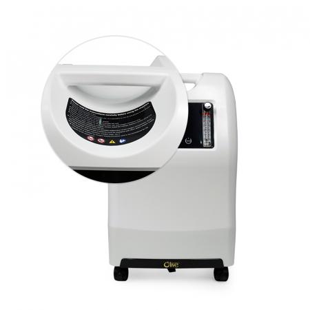 Concentrator de Oxigen Smart 83