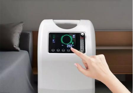 Concentrator de Oxigen Smart 85