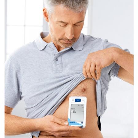 Electrocardiograf si Tensiometru cu determinarea tensiunii arteriale - Veroval ECG2