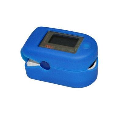 Husa protectie Puls Oximetru, siliconica, albastra [4]