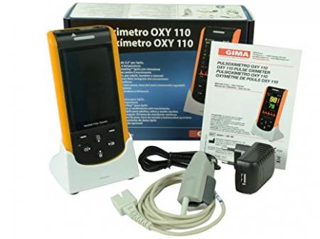 Pulsoximetru profesional Gima OXY-110 (34341), cu sonda2