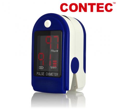 Pulsoximetru Contec CMS50DL, display LED [0]