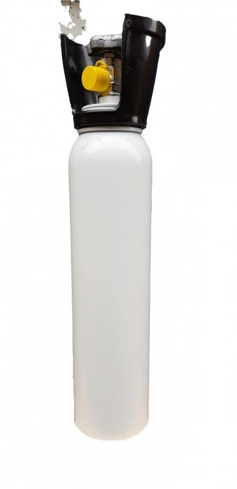 Butelie/tub oxigen medical din aluminiu 3 litri [0]