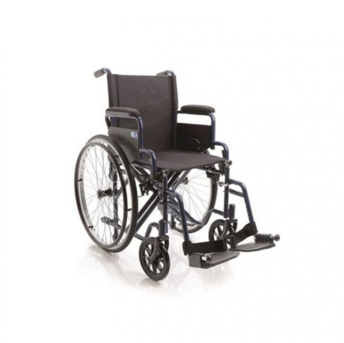Carucior cu rotile pliabil transport pacienti, actionare manuala -  Next [0]