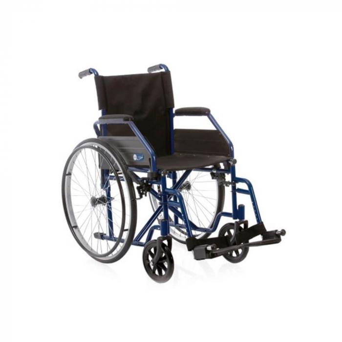 Carucior cu rotile, transport pacienti, actionare manuala - CP100 Start [0]