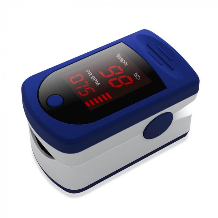 Pulsoximetru de deget AS-301-L [0]