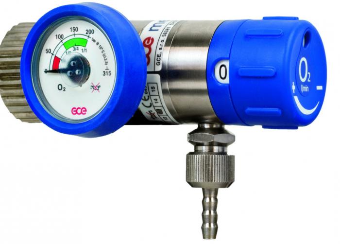 Regulator/reductor presiune oxigen medical MediSelect II [0]