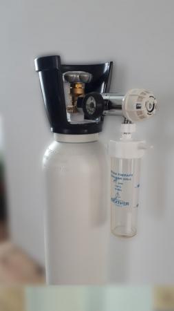 Regulator presiune oxigen medical Cavagna - PleinAir [1]
