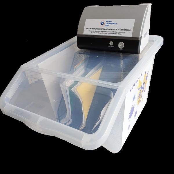 Ozon Disinfection Box 45 L 0