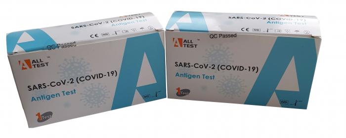Test covid 19 saliva 0