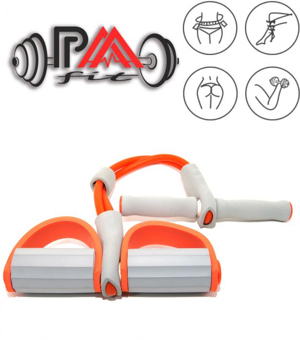 Extensor/aparat fitness multifunctional Paafit, 0