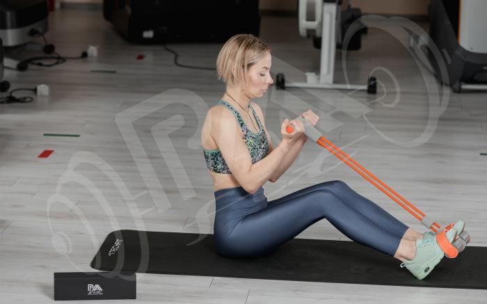 Extensor/aparat fitness multifunctional Paafit, 5