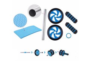 Roata Fitness pentru abdomen [1]