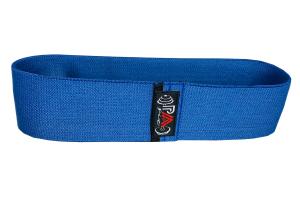 Banda elastica bumbac albastra [0]