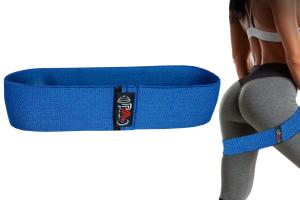 Banda elastica bumbac albastra - Copie3