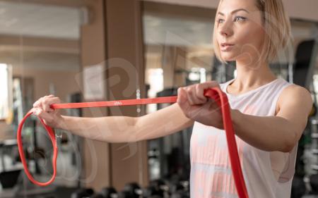 Banda elastica din latex nivel rezistenta 1 [3]