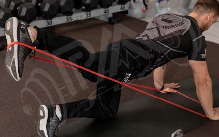 Banda elastica din latex nivel rezistenta 1 [4]