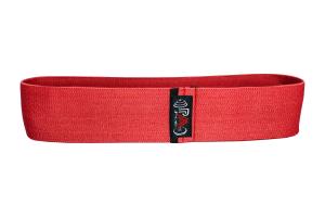 Banda elastica bumbac rosie0