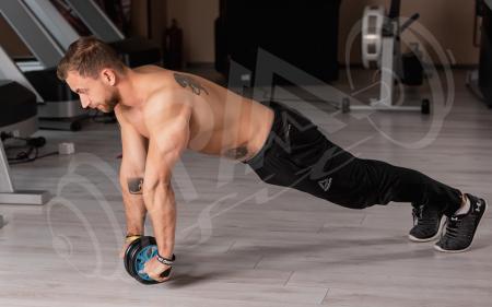 Roata Fitness pentru abdomen [3]