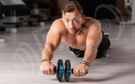 Roata Fitness pentru abdomen [2]