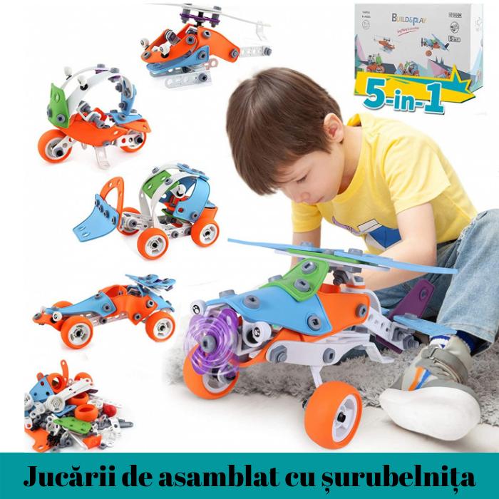 Jucarii Build & Play