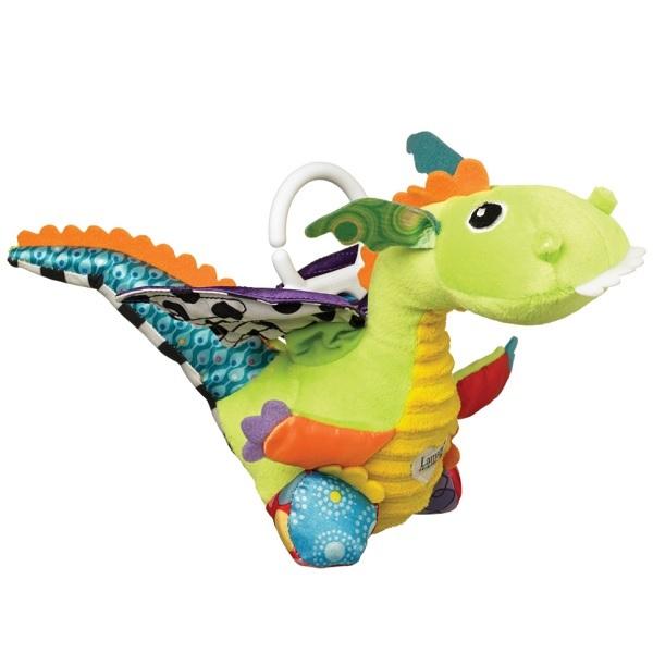 Jucarie - Dragonul cu aripi magice, Tomy Lamaze 3