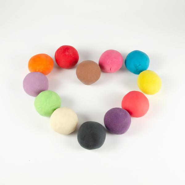 Plastilina naturala- pachet 3x10 culori [2]