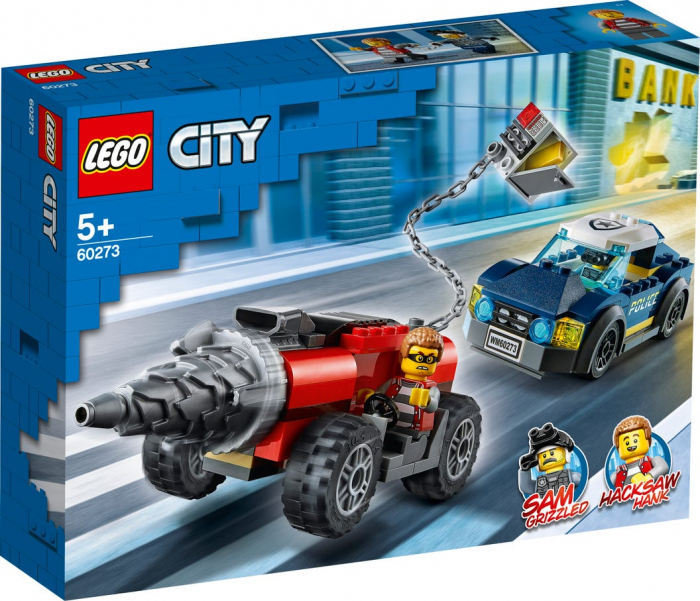 LEGO City - Foreza Raufacatorilor 0
