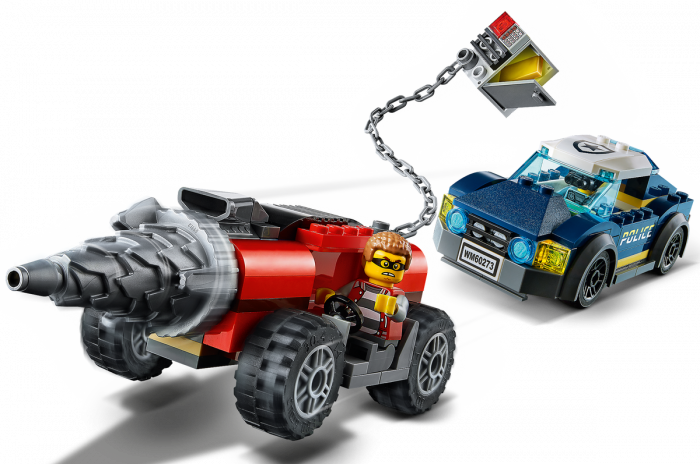 LEGO City - Foreza Raufacatorilor 1