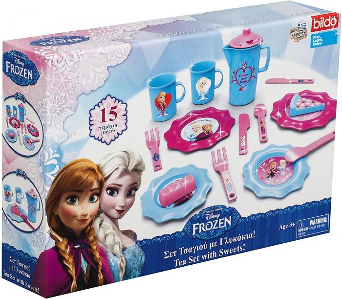 Set ceai cu dulciuri Frozen 0
