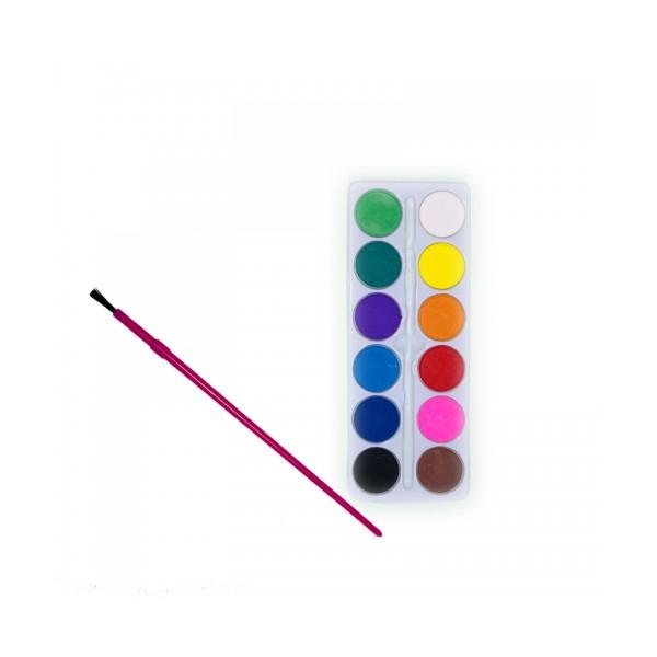Acuarele 12 culori Minnie [2]